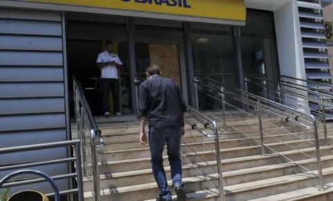 Bancos voltam a funcionar das 11 às 16