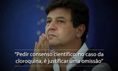 """Cientistas publicam carta aberta para Mandetta: """"O senhor Ministro está equivocado!"""""""