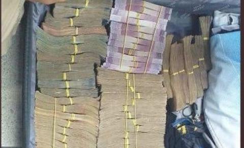 Polícia prende mais quatro integrantes de grupo que roubou R$ 1 mi do BB
