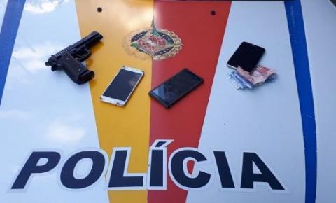 PMDF prende suspeitos de arrastão em Santa Maria