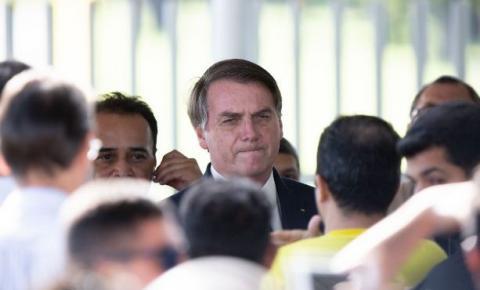 """""""Está chegando a hora de colocar tudo em seu devido lugar"""", diz Bolsonaro"""