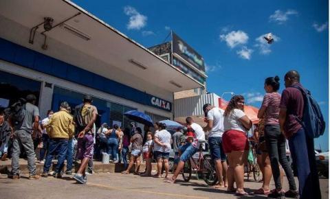 Em 42 cidades do Brasil, auxílio emergencial é pago a mais da metade da população