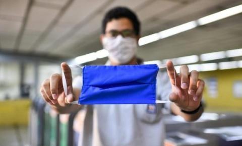 Polêmica: OMS não recomenda uso de máscara para praticar exercícios físicos