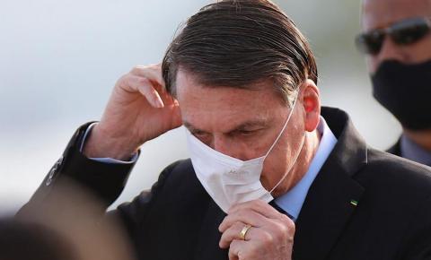 AGU vai recorrer para Bolsonaro não precisar usar máscara