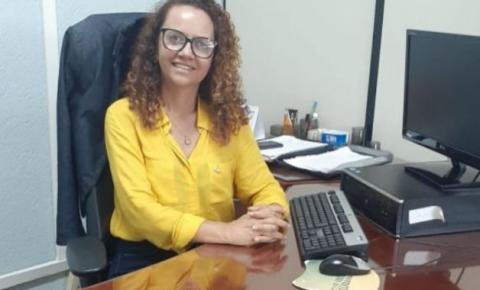 Marileide Romão de volta a Administração Regional