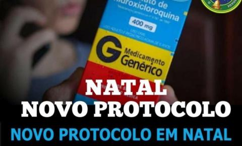 Prefeitura de Natal  distribuiu 1 milhão de comprimidos de Ivermectina
