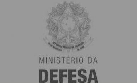 NOTA OFICIAL DO MINISTÉRIO DA DEFESA