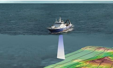 Projeto Seabed 2030 mapeia o fundo do mar
