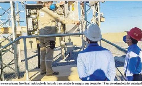 CEB constrói subestação de energia no Pólo JK