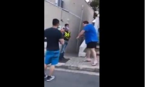 Conselho afirma: homem branco que humilhou motoboy não é contabilista