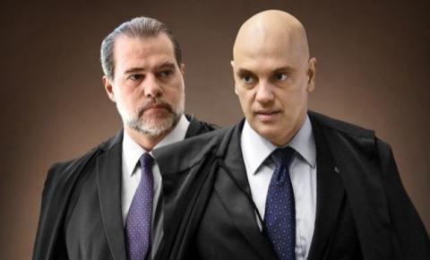 Moraes manda tocar processo contra Witzel