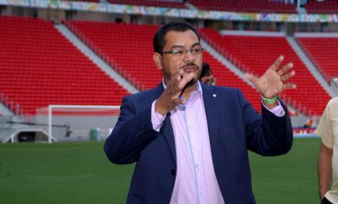Erivaldo Alves é eleito presidente da FFDF