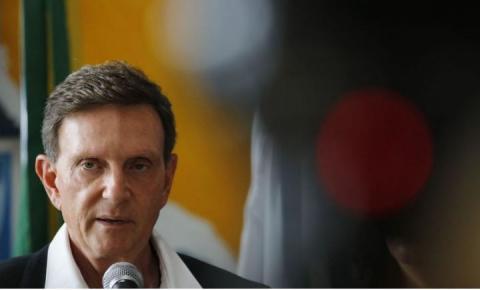 Crivella quer ser reeleito, mas fica inelegível