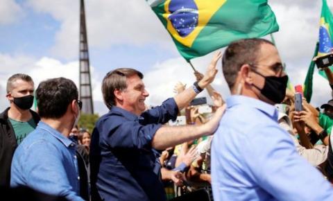 Apoio a Bolsonaro tem maior índice desde a sua posse