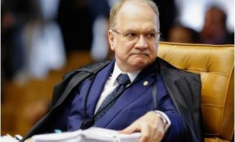 Fachin nega novo pedido de Witzel para voltar ao cargo de governador do Rio