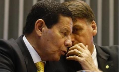 TSE vai julgar ação que pode cassar chapa Bolsonaro-Mourão