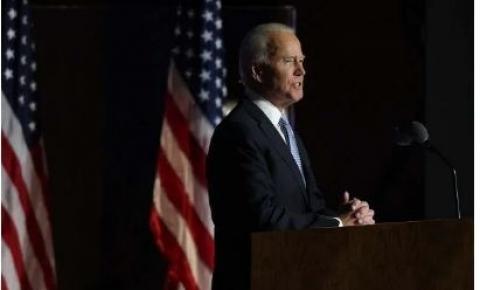 """""""Prometo não dividir, mas unificar"""", diz Biden no 1º discurso após vitória"""