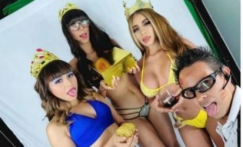 Atores podem ser indiciados por gravarem sexo em ponto turístico mexicano