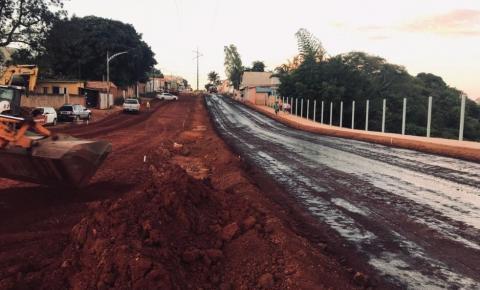 Obras da erosão da Avenida Haidê com os dias contados.