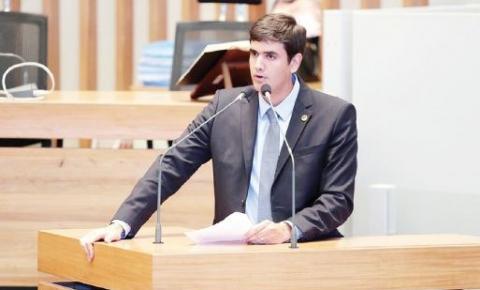 Rafael Prudente é reeleito presidente da CLDF