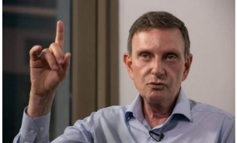 Por QG da Propina, prefeito Marcelo Crivella é preso no Rio de Janeiro