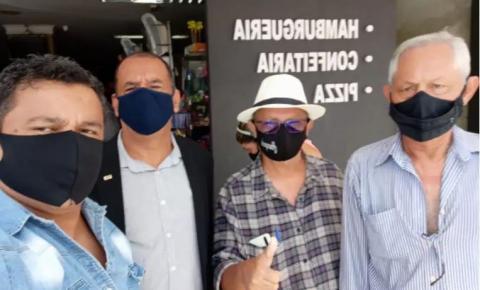 Eleições 2022: José Nogueira se reúne com lideranças do Gama e Santa Maria
