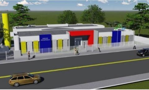Novo Centro de Primeira Infância em Santa Maria começa a sair do papel