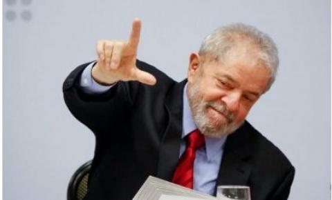 Lula pede ao STF anulação de devolução da ação do triplex ao TRF-4