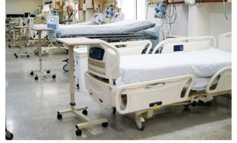 UTI do Hospital de Santa Maria começa a receber pacientes