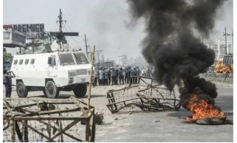 Vários feridos em novos protestos de islamitas em Bangladesh