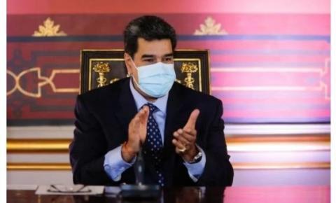 Maduro oferece 'petróleo por vacinas' na Venezuela
