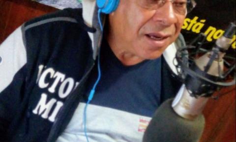 Santa Maria perde mais um morador ilustre, radialista Silva Neto