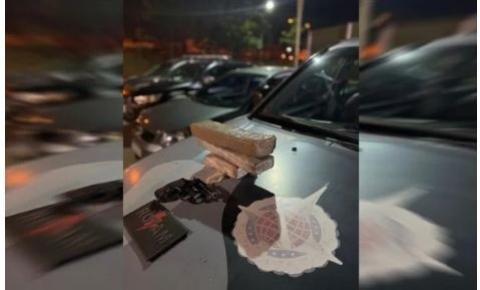 Perseguição termina em troca tiros com PMs e bandido é morto no DF