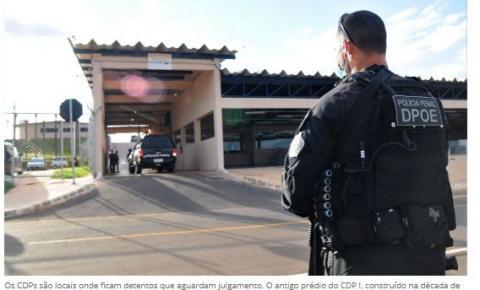 Novo complexo prisional para 3 mil internos