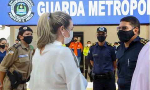 Publicada concessão de progressões da Guarda Metropolitana de Palmas