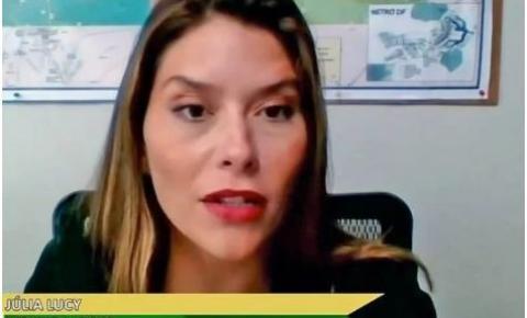 """PCDF manda oficiar deputada Júlia após fala sobre """"esquema na polícia"""""""