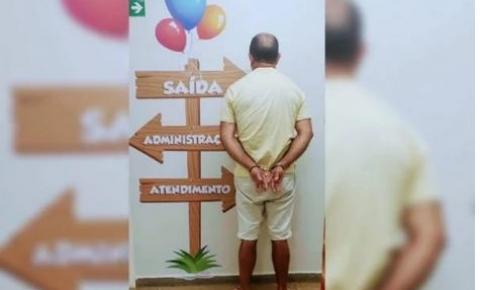 Ex-vigia de escola no DF é preso por abusar de sobrinha de 7 anos