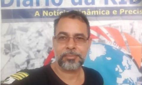 Jornalista Ranieri Gonçalves é internado no Hospital Regional de Luziânia - GO