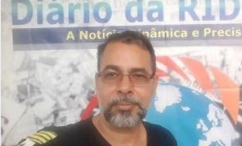 Novo Gama e a imprensa local choram a morte de Ranieri Gonçalves