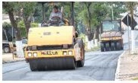 Avenida Goiás inicia obras de recuperação do asfalto