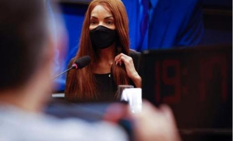 CCJ da Câmara rejeita recurso de Flordelis e cassação vai a plenário