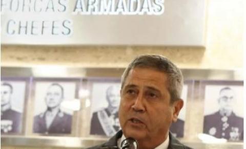 """Braga Netto sobre suposta ameaça às eleições: """"Mentira, invenção"""""""