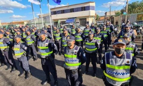 Polícias do DF e GO unidas no combate à violência no Entorno