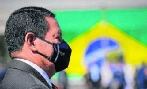Mourão avisa que não pretende renunciar cargo: