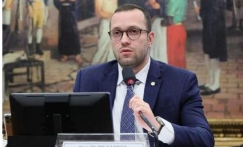 Relator da PEC, Filipe Barros: aliança com Centrão fará voto impresso passar