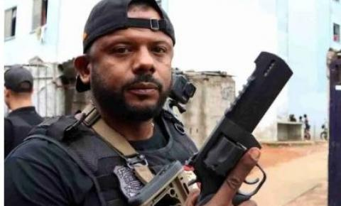 """""""Querem me ver morto"""", diz delegado Da Cunha após ser tirado das ruas"""