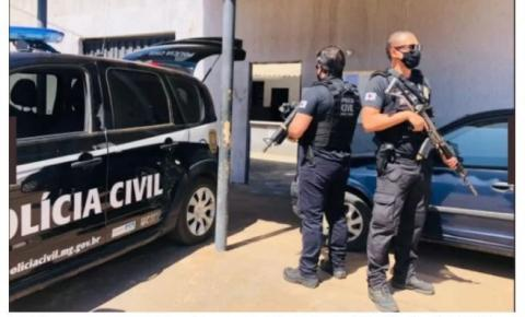 Suspeito de assassinar policial aposentado com foice é preso em Alexânia