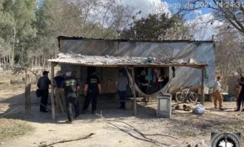 Operação resgata homem em situação análoga à escravidão no Entorno do DF