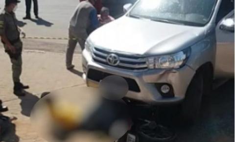 Empresário mata homem e atropela adolescente após roubo de R$ 40 mil