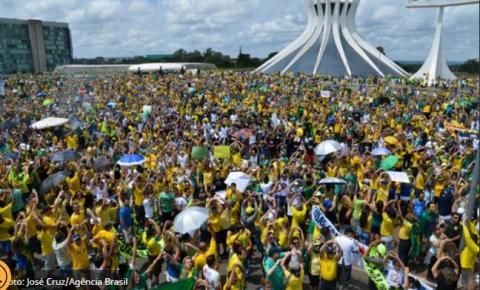 Manifestações no 7 de Setembro devem reunir milhões de pessoas em todo o País